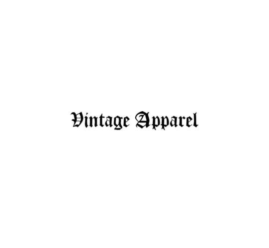Vintage Apparel Home