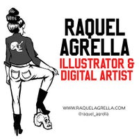 Raquel Agrella Illustration & Digital art Home