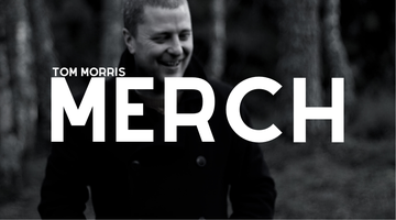 Tom Morris Merch Home