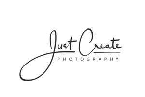 Just Create Photography Home