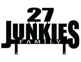27 JUNKIES CLOTHING