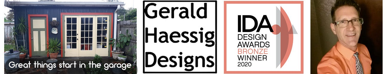 Gerald Haessig Designs Home