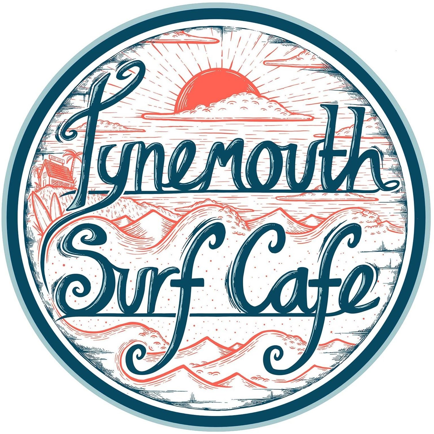 Surf Cafe Home