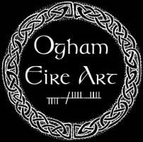 Ogham Eire Art Home