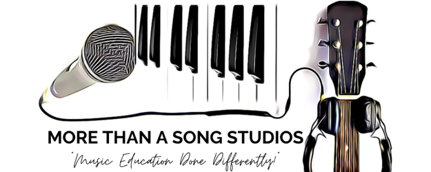 MORE THAN A SONG STUDIOS
