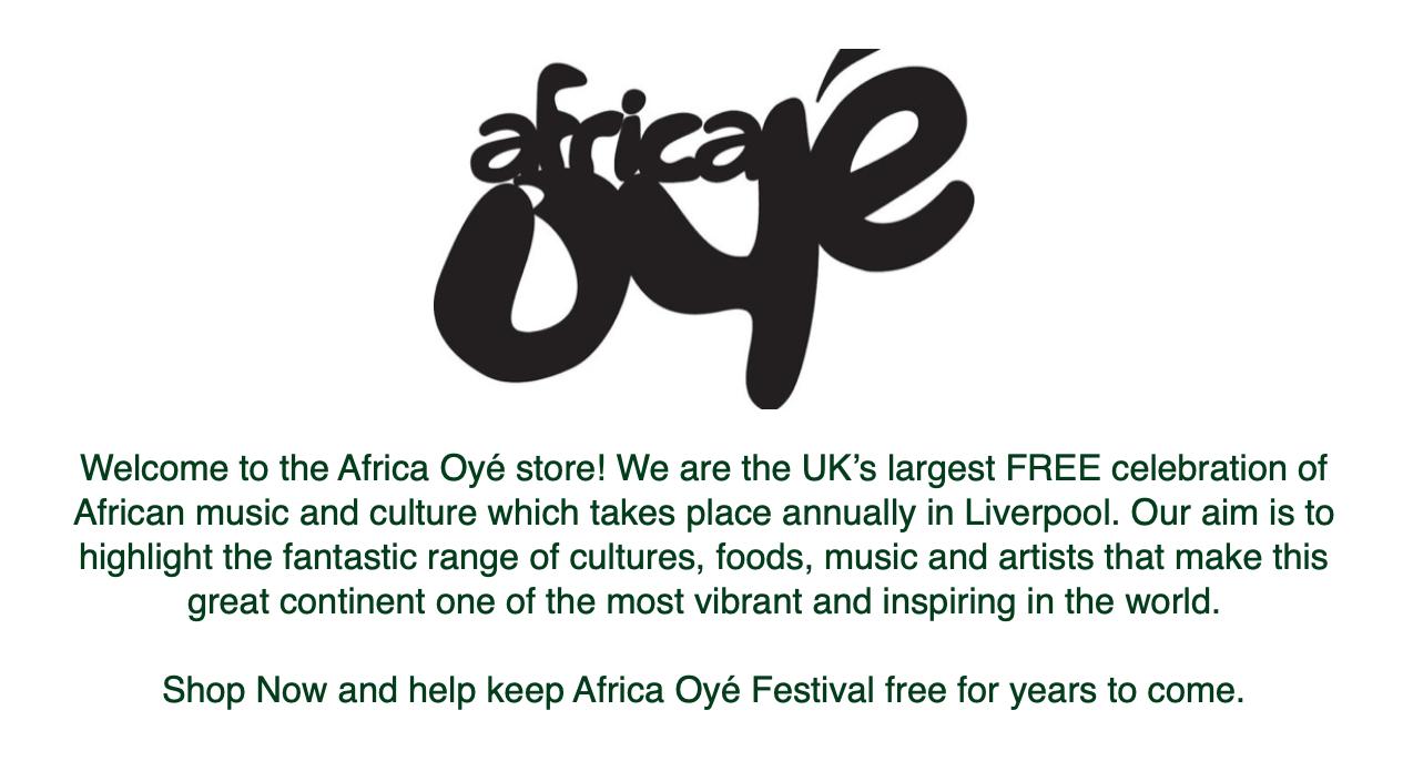 Africa Oyé Home