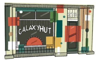 galaxy hut Home