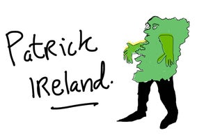 Patrick Ireland Home
