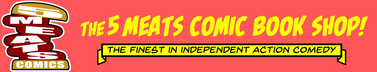 5 meats Comics