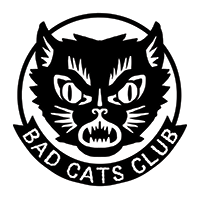 Bad Cats Club Home