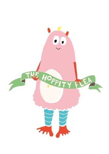 The Hoppity Flea