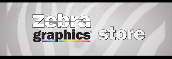 Zebra Graphics Store Home
