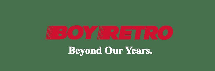 Boy Retro