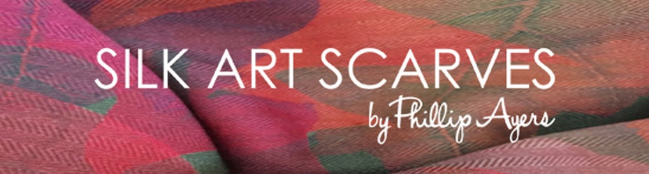 Silk Art Scarves
