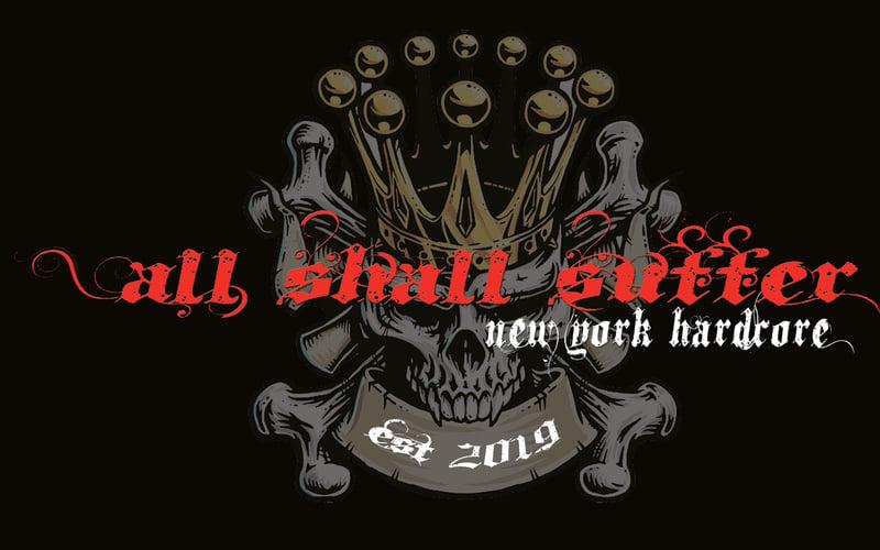 All Shall Suffer HC Home
