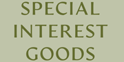 Special Interest Goods Home