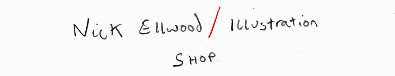 Nick Ellwood - shop