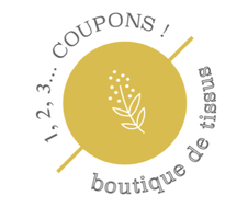 1,2,3...coupons! shop Home