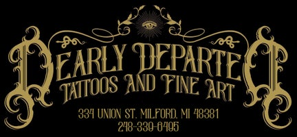 Dearly Departed Tattoo Home