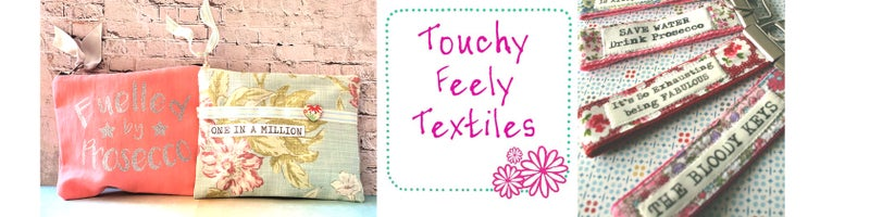 Touchy Feely Textiles Home