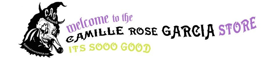 Camille Rose Garcia Store