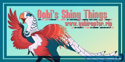 Gobi's Shiny Things Home
