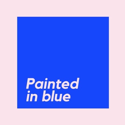 Painted in Blue
