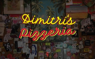 Dimitri's Pizzeria Home
