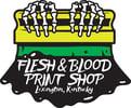 Flesh And Blood Print Shop