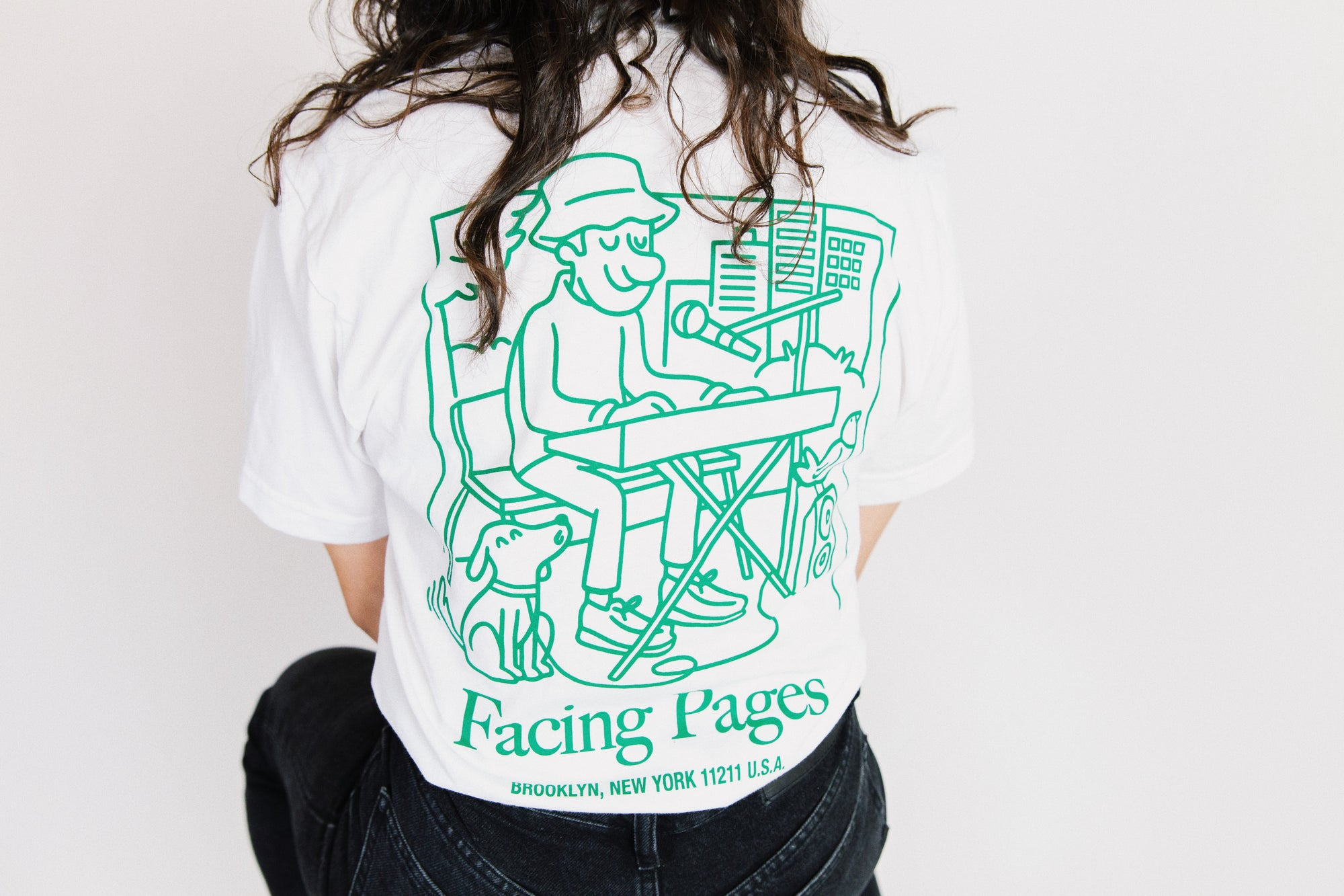 Welcome to Facing Pages