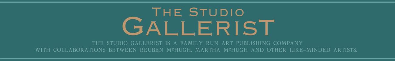 The Studio Gallerist