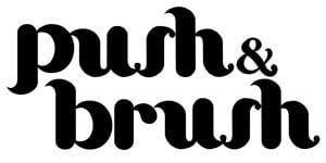Push&brush
