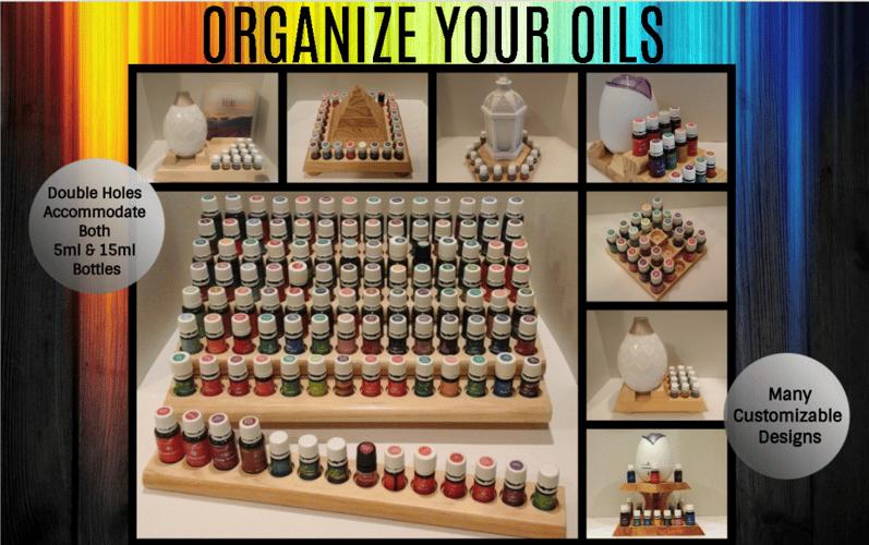 Organize Your Oils