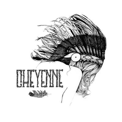 Cheyenne illustration