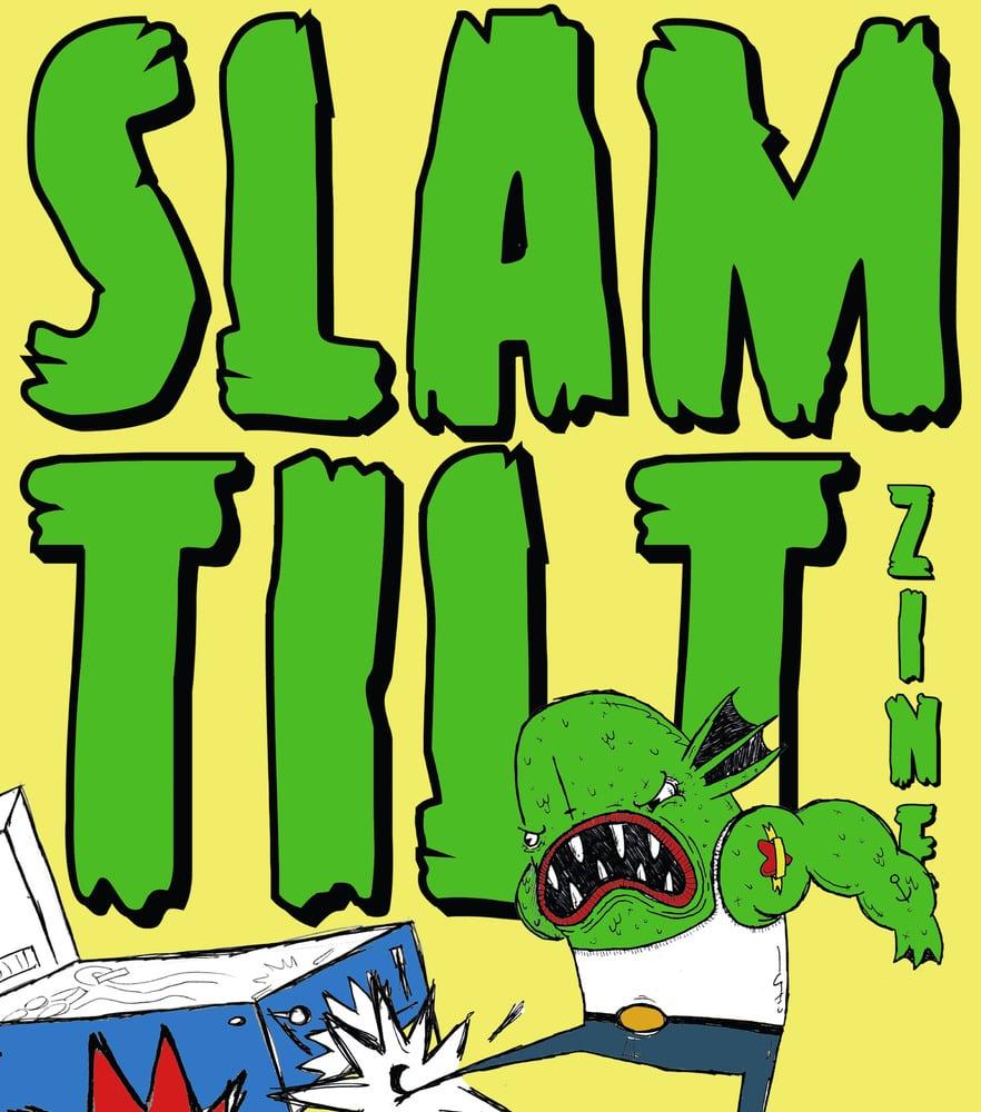 Slam Tilt Zine