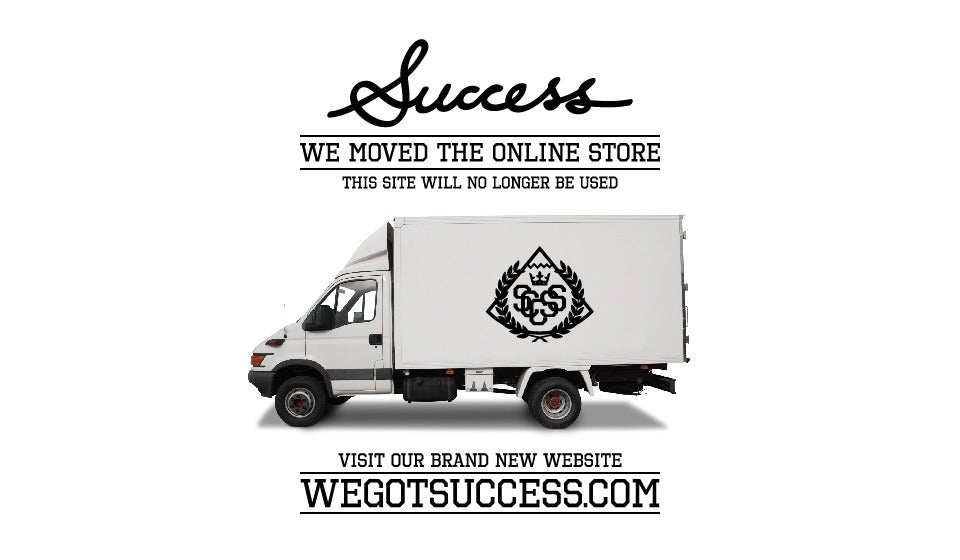 Success Clothing's Online Store