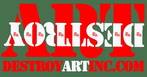 Destroy Art Punk Shop Home