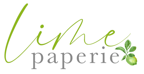 Lime Paperie