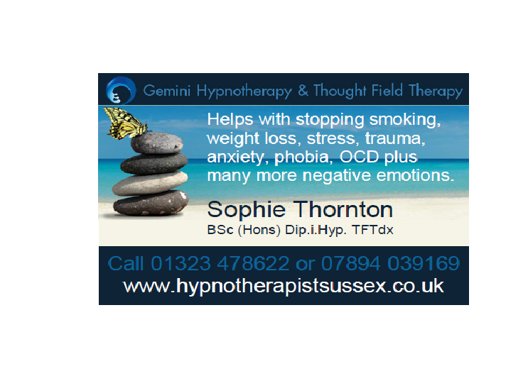Gemini — Hypnotherapy & Thought Field Therapy