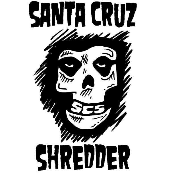 Go to www.SantaCruzShredder.com