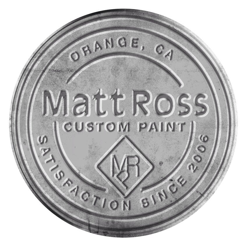 Matt Ross Custom Paint