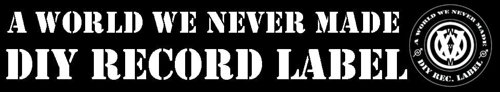 A World We Never Made