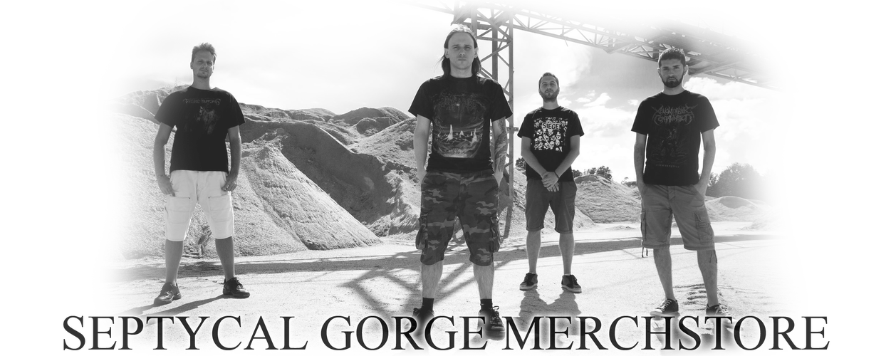 Septycal Gorge Merch Store