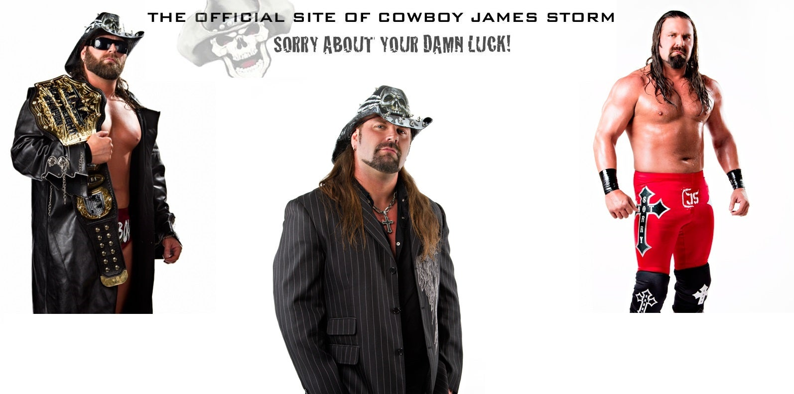Home of the Cowboy James Storm