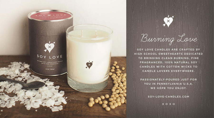 Home / Soy Love Candles