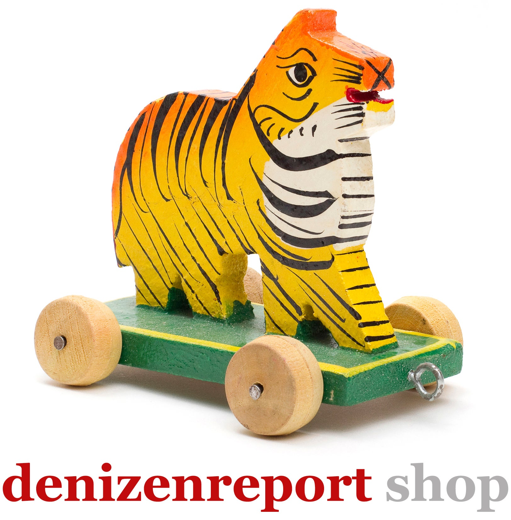 Denizen Report Shop
