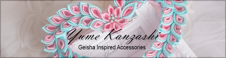 Yume Kanzashi - Geisha Inspired Accessories