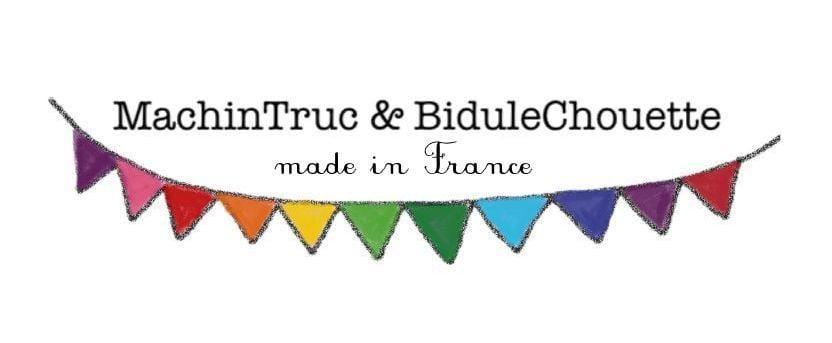 MachinTruc & BiduleChouette