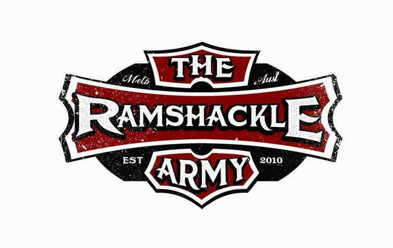 The Ramshackle Army