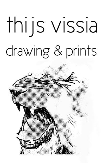 thijs vissia drawing & prints